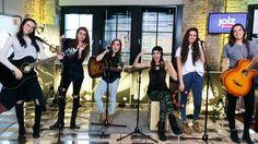 Die sechs Schwestern von #Cimorelli haben uns bei #joiz besucht - hier gibt's alle Videos!