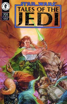 Tales Of The Jedi - 5 of 5