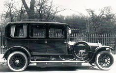 1913 Limousine by Cann (chassis 49NA) for Ernest Holmwood