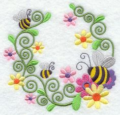 Machine Embroidery Designs at Embroidery Library! - Color Change - H2373