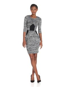 c759e832cb French Connection Women s Fast City Space Dress French Connection Dress