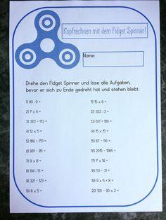 Den Fidget Spinner sinnvoll im Unterricht einsetzen