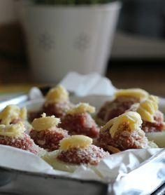(WIN!!!!!) Moldando Afeto: Cebolas recheadas // Perfeito! Fácil de fazer e delicioso, quero fazer mil vezes!! :)
