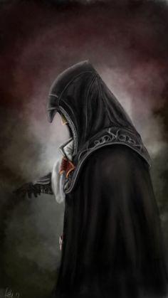 Assassin's Creed 2 - Ezio by LetticiaMaer