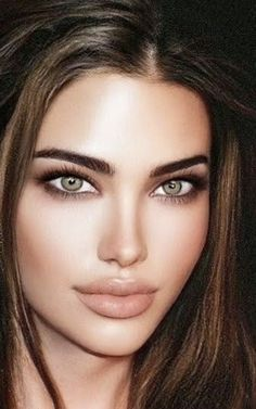 Face, Beauty, Perfect Makeup, Beautiful Women, Faces, The Face, Beauty Illustration, Facial