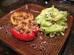 MaKeover with McKi: Stuffed Peppers