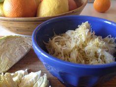 Love Macrobiotics Love Life! : Super Sauerkraut and a Yummy Recipe Too!