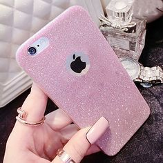 SPARKLING PHONE CASES FOR IPHONE
