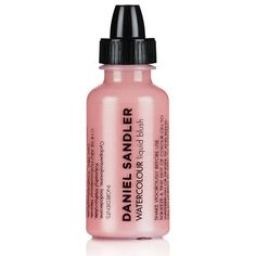 Daniel Sandler Watercolour liquid blush Cherub - Our Number One Best Seller. a delicate sheer, pastel pink that's perfect for fair / medium skin tones that want the daintiest, youthful flush of colour.