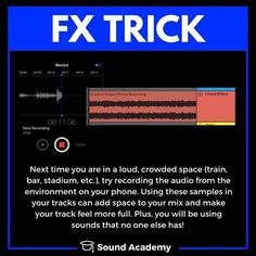 Music Production Tips & Tricks ( Trap Music, Dj Music, Music Mix, Music Stuff, Rain And Thunder Sounds, Digital Audio Workstation, Home Studio Music, Recorder Music, Piano