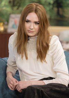 Karen Gillan,  25 April 17