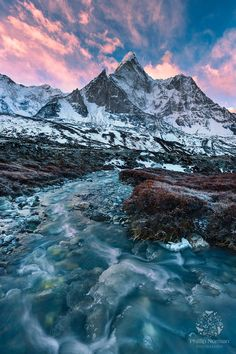 Photo Dablam Rising by Phillip Norman on 500px