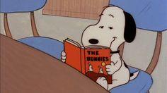 Snoopy (drawn by Charles M. Schulz)  Snoopy Come Home  Dir. Bill Melendez  Cinema Center Films, 1972