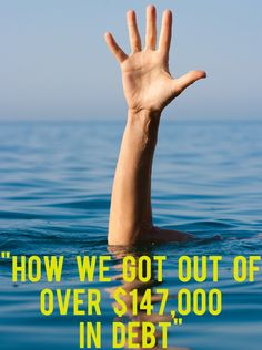 How We Got Out of Over $147,000 in Debt! | And Then We Saved. Need to read this.