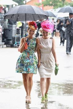 Royal Ascot 2011 fashion: Ladies Day in pictures