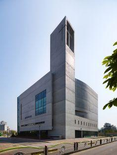 Iglesia Neulsam / Lee Eunseok, K.O.M.A Neulsam Church / Lee Eunseok, K.O.M.A – Plataforma Arquitectura