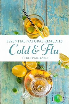 Download our guide with dozens of natural remedies for cold & flu season - keep it near at hand and heal naturally