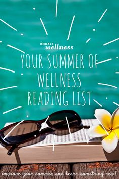 Improve your summer and learn something new with this summer reading list.
