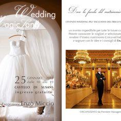 Evento sposi! Il nostro negozio presente con abiti da sposa vintage! Non mancate!