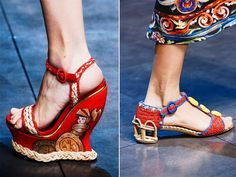 Dolce and Gabbana heels 2013 |2013 Fashion High Heels|