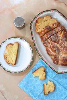 Jak se plete vánočka: video, recept a důležité rady Dessert Recipes, Desserts, French Toast, Breakfast, Tailgate Desserts, Morning Coffee, Deserts, Postres, Dessert