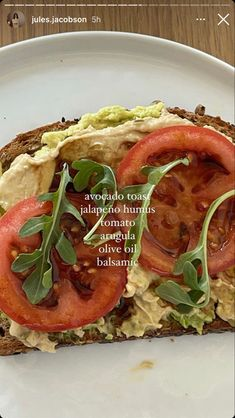 Diner Recipes, Vegetarian Recipes, Healthy Recipes, Good Food, Yummy Food, Food Is Fuel, Aesthetic Food, Food Porn, Healthy Eating
