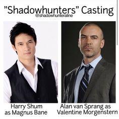 So pumped #shadowhunters