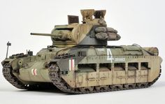 Matilda by Chris Wauchop and Brett Green (Tamiya 1/35)