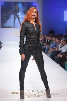 #KathyHeyndels #AW2013 Costume Design, Leather Pants, Costumes, Greek, Jackets, Designers, Fall, Fashion, Leather Jogger Pants