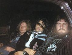 Page- John Paul Jones and ZJohn Bonham
