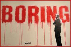 Banksy. LOVE THIS ONE! #Art