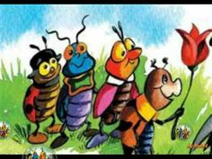 Házasodik a tücsök Yoshi, Bee, Butterfly, Learning, Fictional Characters, Movies, Musica, Insects, Creative
