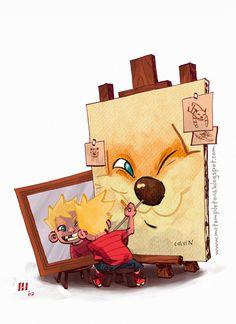 Nostalgic Calvin & Hobbes Fan Art at http://bensbargains.net/thecheckout/awesomeness/nostalgic-calvin-hobbes-fan-art/