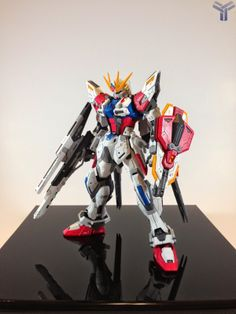 MG Star Build Strike with Universe Booster - Gundam Kits Collection News and Reviews