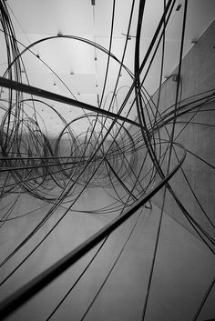 anthony gormley exhibition [kunsthaus bregenz] // architect - peter zumthor.