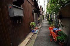 Sendagi, TOKYO
