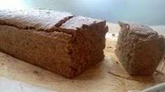 Notenbrood Breakfast Cake, Healthy Recipes, Healthy Food, Banana Bread, Keto, Desserts, Healthy Foods, Tailgate Desserts, Deserts