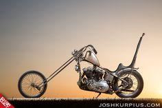 xultimatumx:  The Locust   Ironhead chopper