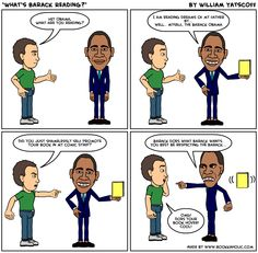 What's Barack Obama reading?