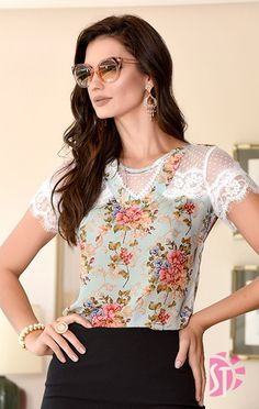 Couture, Lauren Conrad, Corsage, Floral Tops, Glamour, Sewing, Outfits, Clothes, Terra