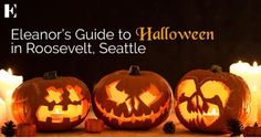 Eleanor's Guide to Halloween in Roosevelt Seattle WA | Halloween Events 2016 Between the trick-or-treating, the local events, and the overall neighborhood vibe, there's no doubt that Roosevelt delivers the quintessential Halloween experience - you've just got to know where to look and where to go!