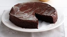 Lactose, egg and gluten free chocolate cake recipe - 9kitchen
