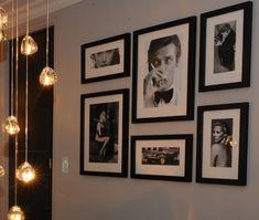 Wand fotolijsten