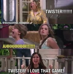 Twister! The suite life on deck