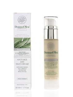 Domus Olea Toscana cosmetici biologici Viso Anti-Age Day Cream 50 ml EURO 36,00
