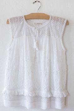 Ulla Johnson Current Season Elsie Blouse Size 4 | eBay