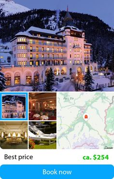 Walther (Pontresina, Switzerland) – Book this hotel at the cheapest price on sefibo.