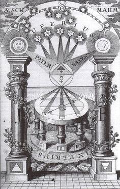 La Bousole des Sages. Berlin. 1782.