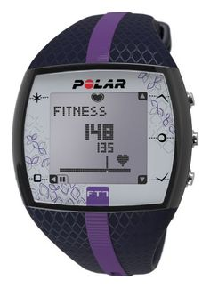 The Female Heart Rate Monitor Blue/Lilac by Polar helps you understand what you are doing and how to improve. After each workout, it displays a training summary with your average and max heart rate and calories burned. Fitness Watch, You Fitness, Black Fitness, Fitness Motivation, 99 Workout, Workout Watch, Polaroid, Fitness Stores, Fitness Gifts