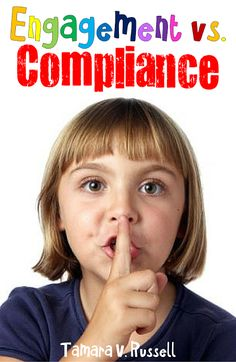 Engagement vs. Compliance: What is the difference, and why is it relevant in classrooms todasy?